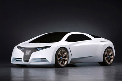Honda Fuel Cell Car